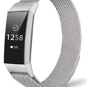 Jewelry - Fitbit charge 2 magnetic band silver